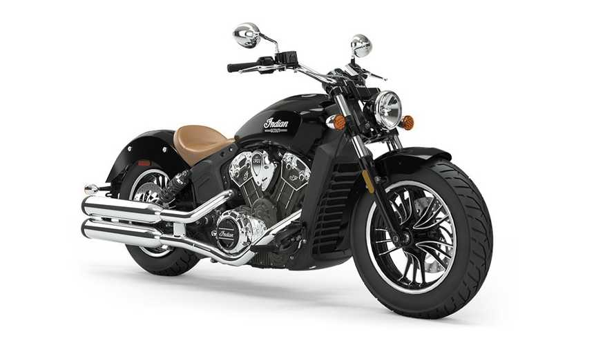 Recall: 2017-19 Indian Scout, Sixty, And Bobber Models