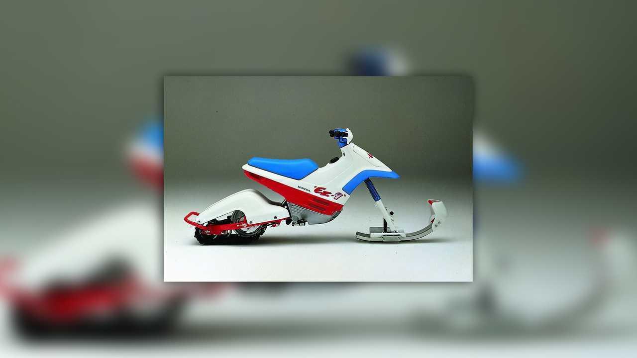 Honda EZ-Snow