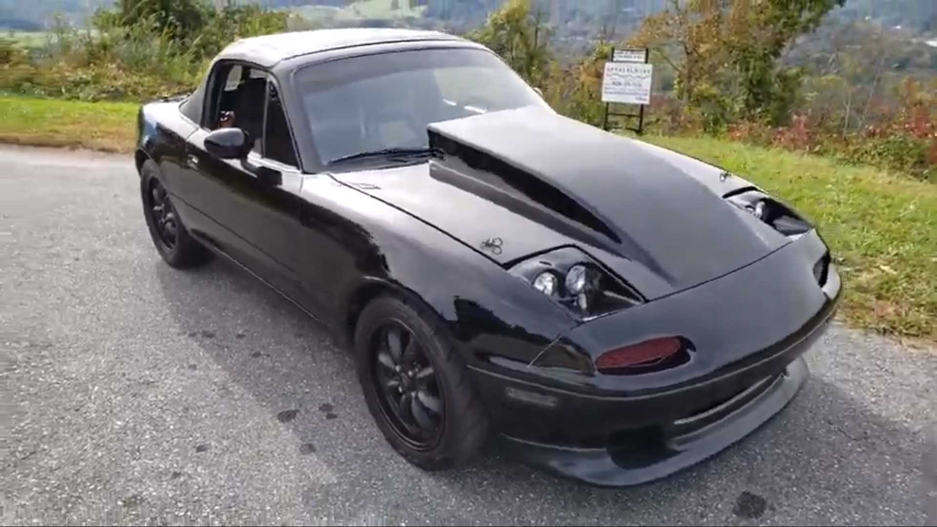 Buy This Monster Miata With A Stroked V8 Go Hellcat Hunting