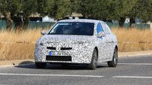 2020 Opel Corsa new spy shots