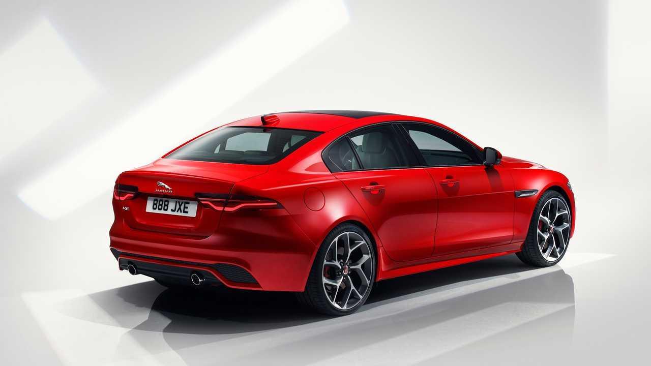 2020 Jaguar XE New Review