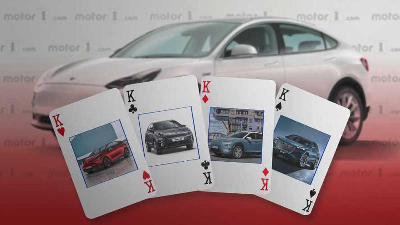 Tesla Model Y contro concorrenti