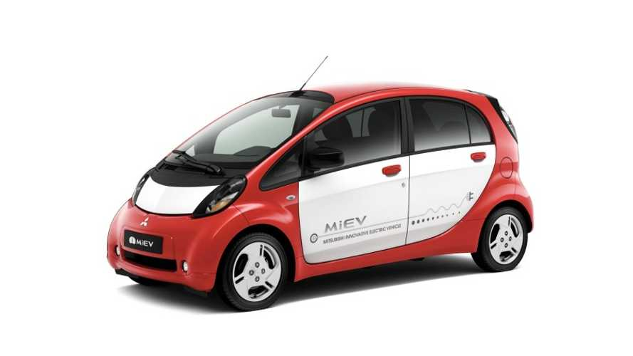 Four California Municipalities Purchase 50 Mitsubishi i-MiEVs to Add to Fleets
