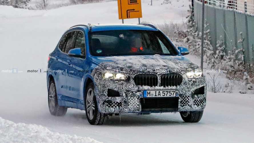 BMW X1 (2019) Erlkönig