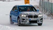Hafif Makyajlı 2019 BMW X1 Casus Fotoğrafları
