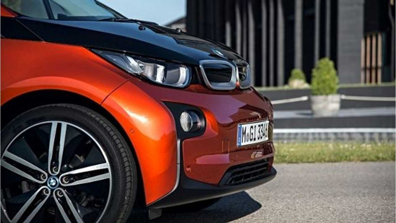 Danes Love The i3; Over 700 Ordered Already