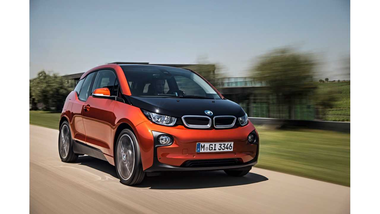 BMW i3 to be
