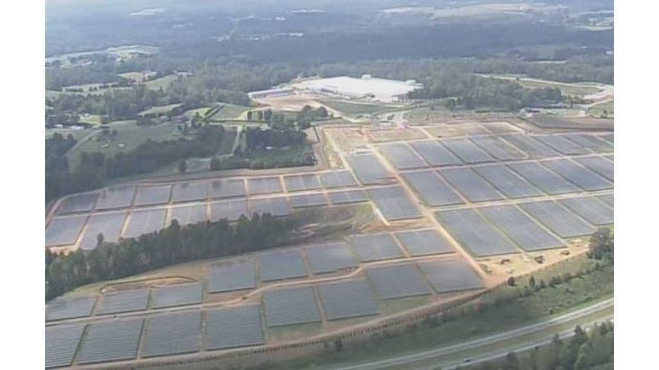 Apples' NC based 20 MegaWatt Cloud Data Center