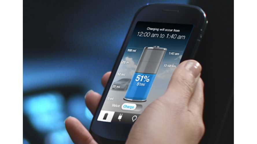 MyFord Mobile App Tracks Utility Rates For Focus Electric