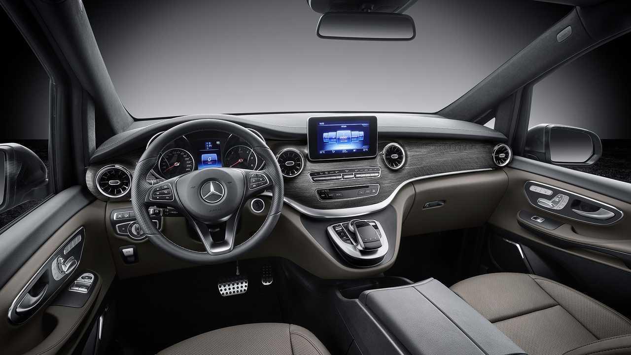 Mercedes-Benz new V-Class
