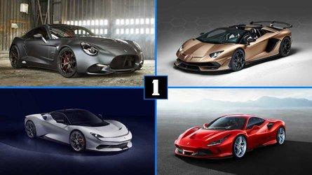 2019 Cenevre Otomobil Fuarı'nın En Güçlü 10 Yeni Aracı