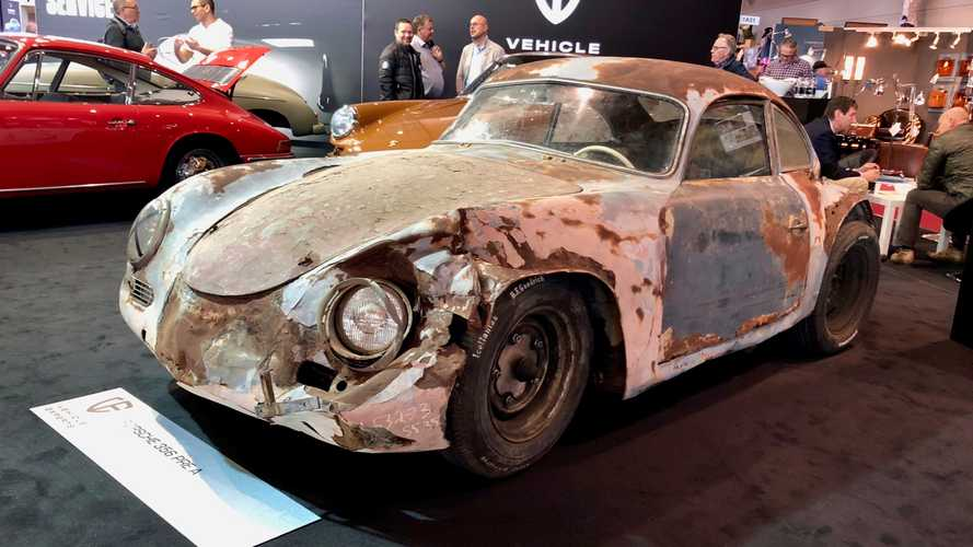 Think this 1955 Porsche 356 Pre-A Is Beyond Saving? Think Again!