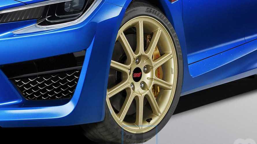 Nuova Subaru WRX STi 2020, il rendering