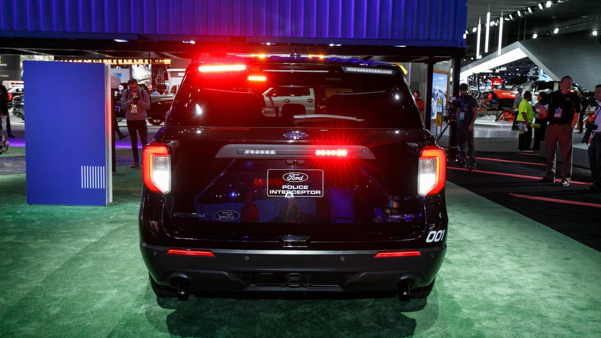 2020 ford police interceptor utility hybrid first drive