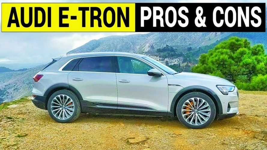 Audi e-tron Driven, Reviewed By Tesla Model S Owner
