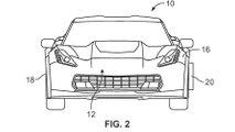 Chevrolet Corvette Active Aero Patent