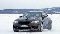 BMW M2 CS 2020 Erlkönig