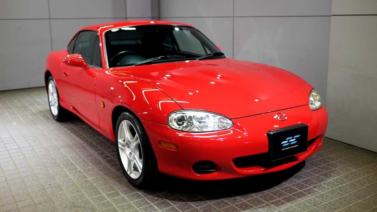 Mazda MX-5 coupé