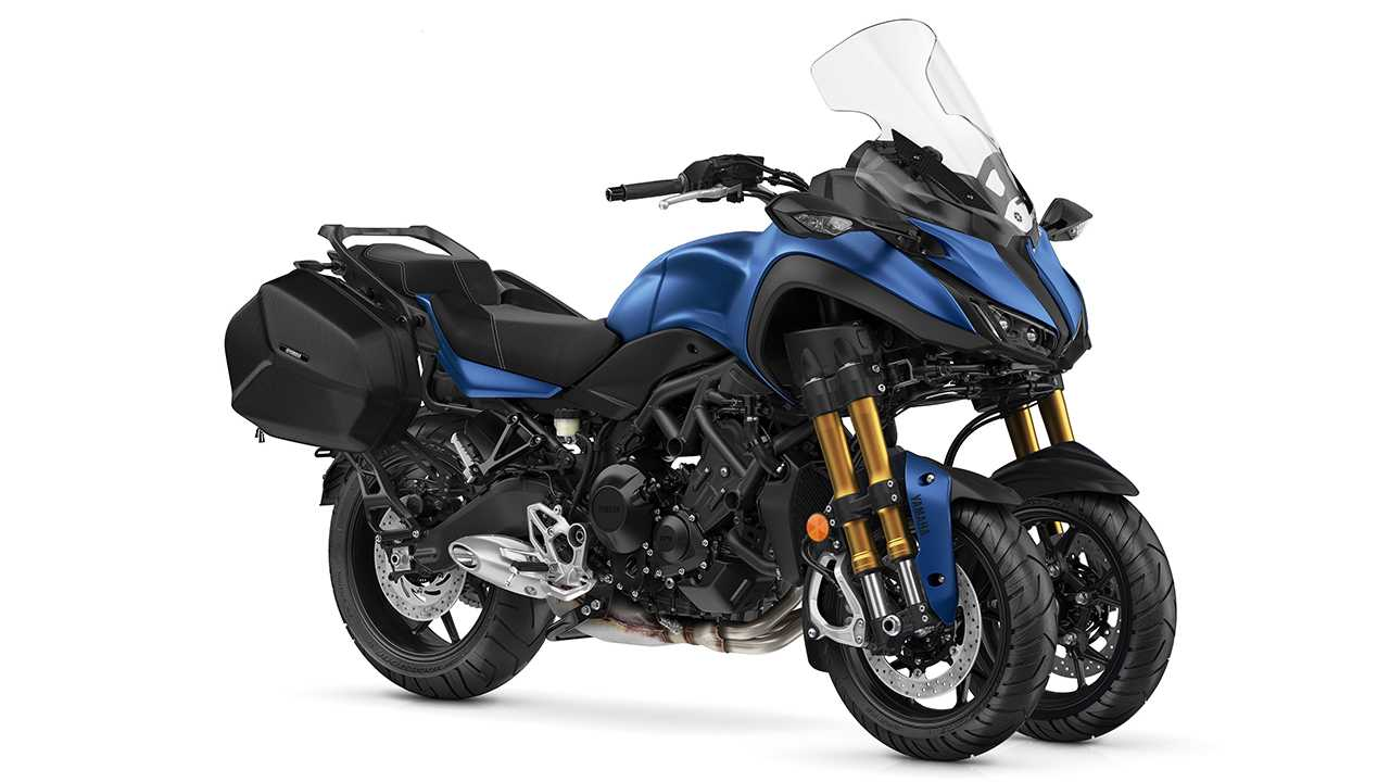 2019 Yamaha Niken GT