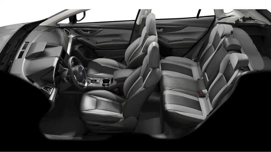 Subaru XV'ye yeni deri döşeme seçeneği geldi
