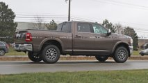 2020 Ram HD 2500 spy photo