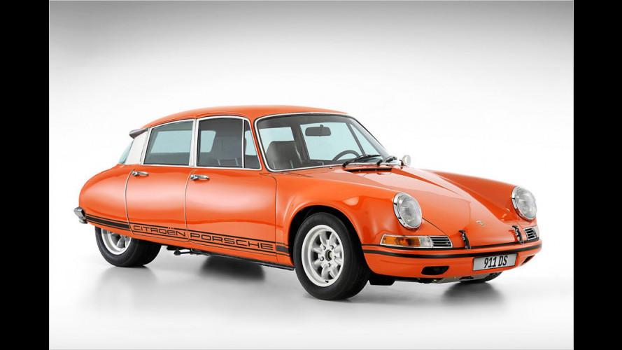 Designfirma kreuzt Porsche 911 und Citroën DS