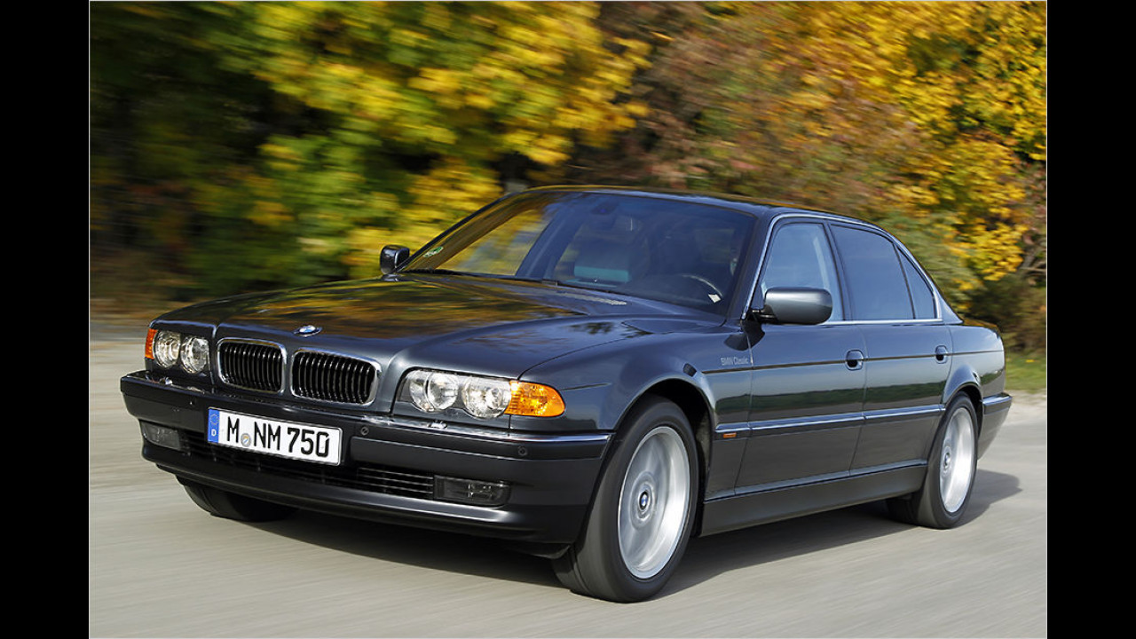 1994: BMW 7er-Reihe (E38)