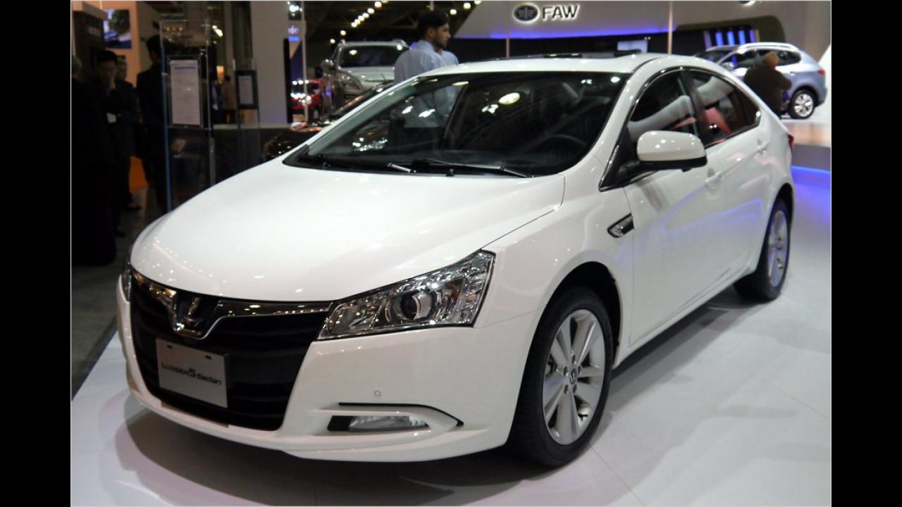 Luxgen 5 Sedan
