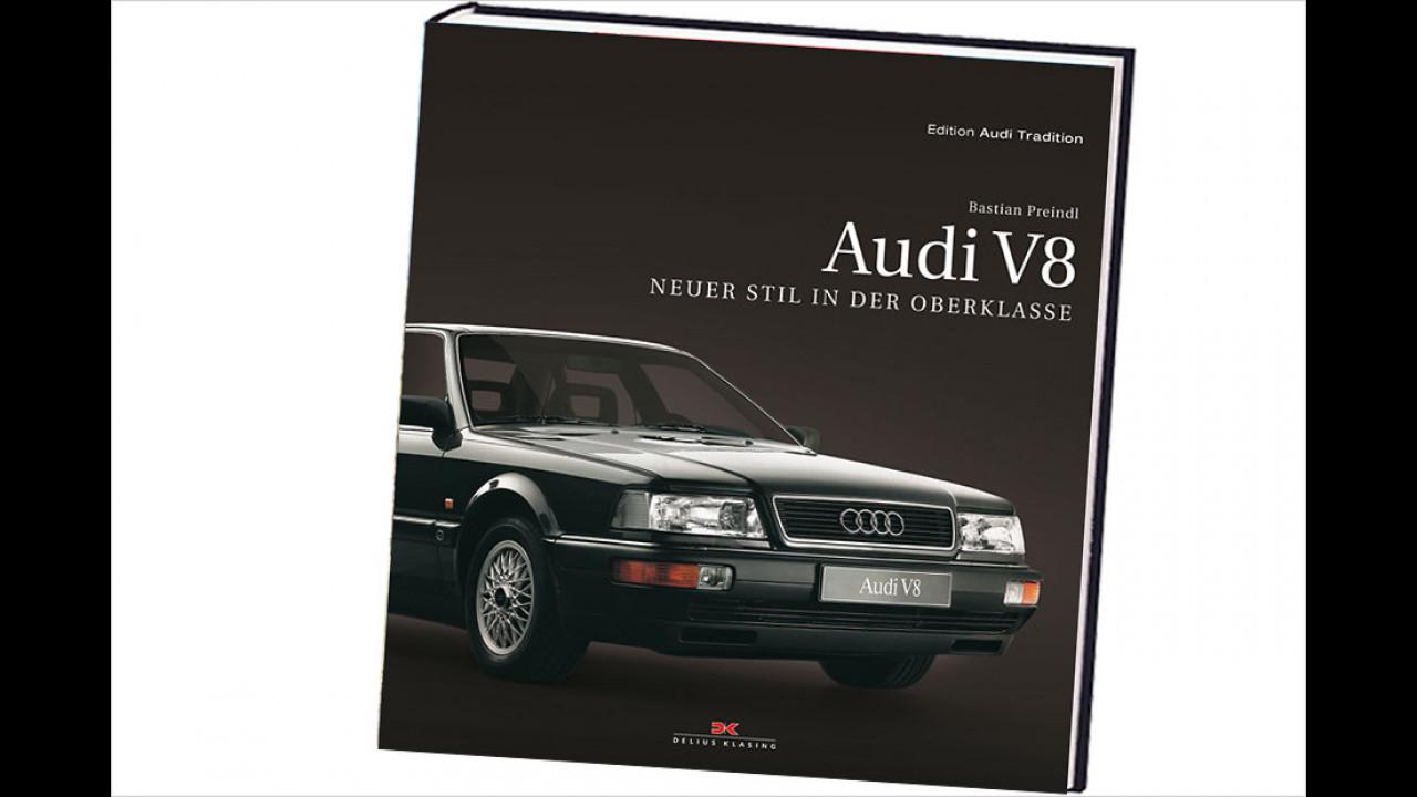 Bastian Preindl: Audi V8