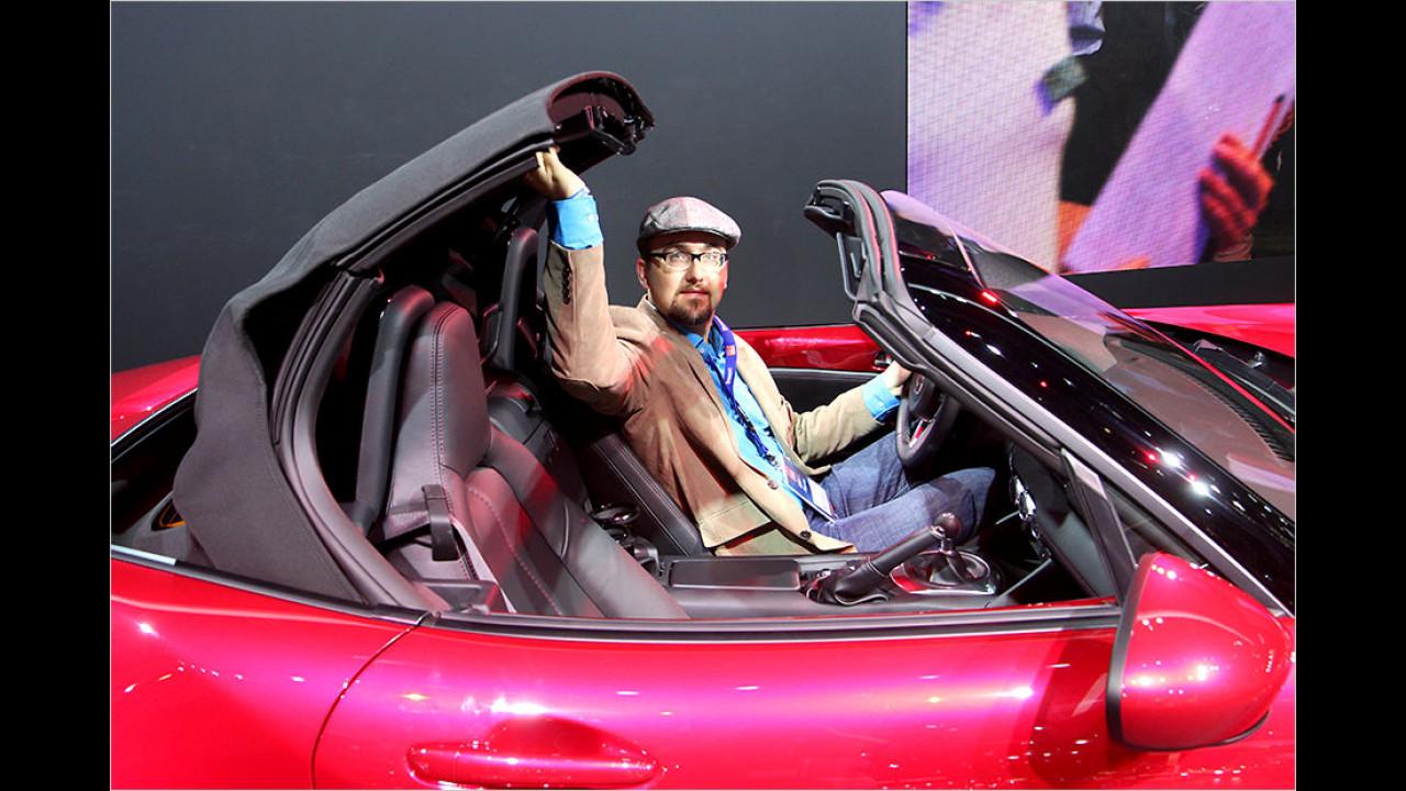 Mazda MX-5 im Erstcheck