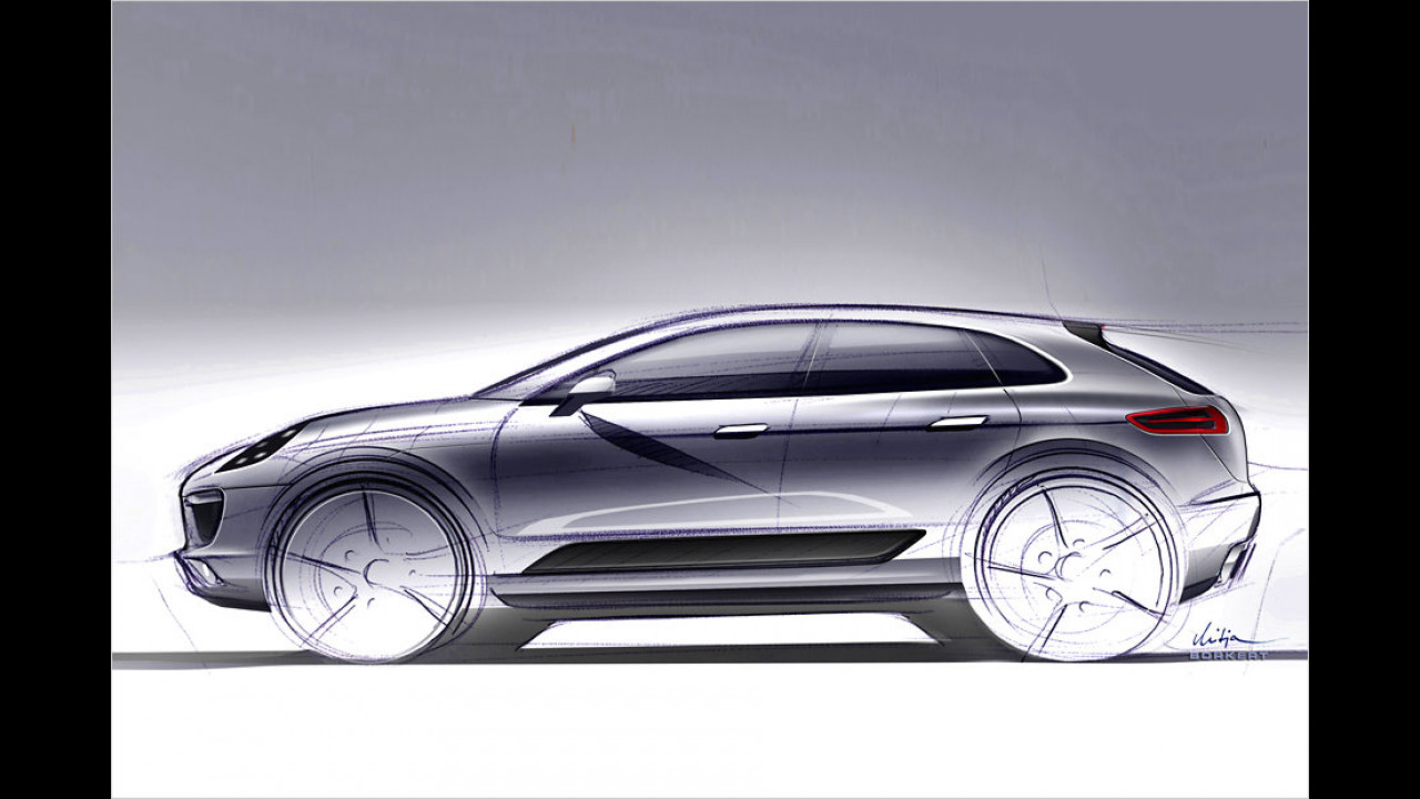 Porsche-SUV heißt Macan