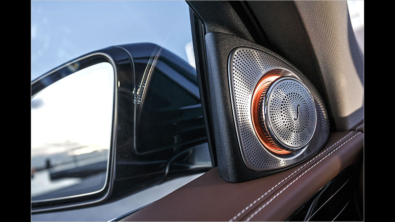 Burmester High-End-3D-Surround-Soundsystem