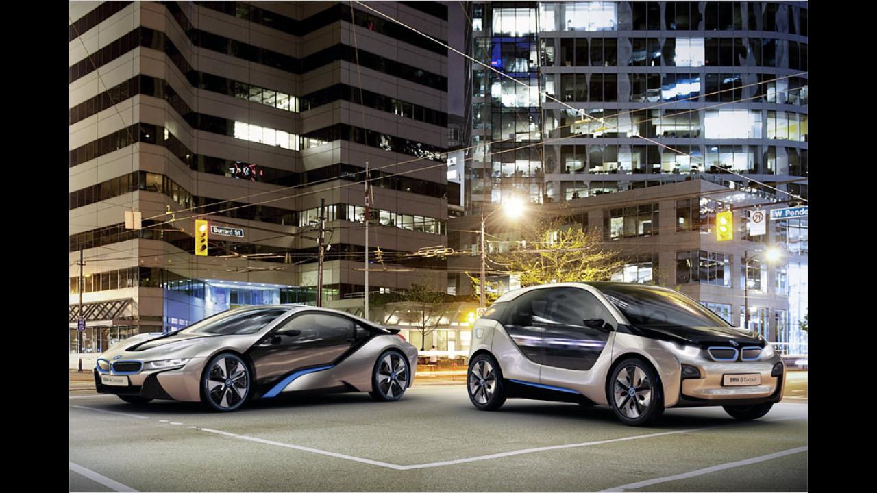 21. Februar 2011: BMW i kommt als Submarke