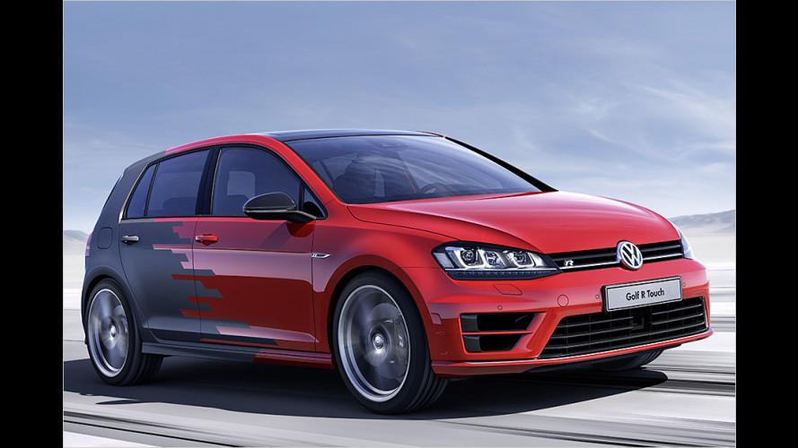 VW auf der CES 2015: Gestensteuerung, Car Play und mehr