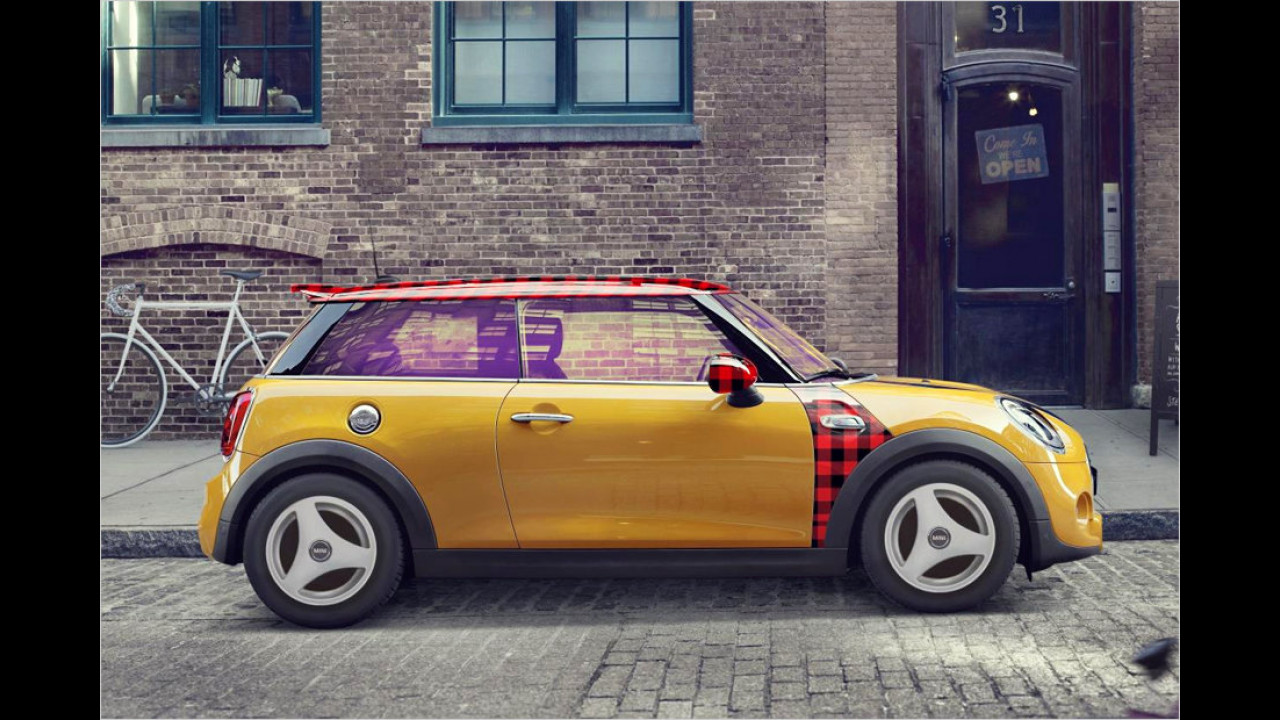 Mini UK: Der Mini Hipster