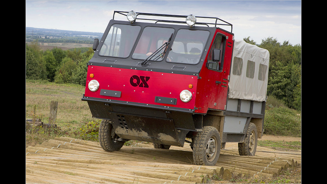 Ein LKW, der die Welt retten kann?