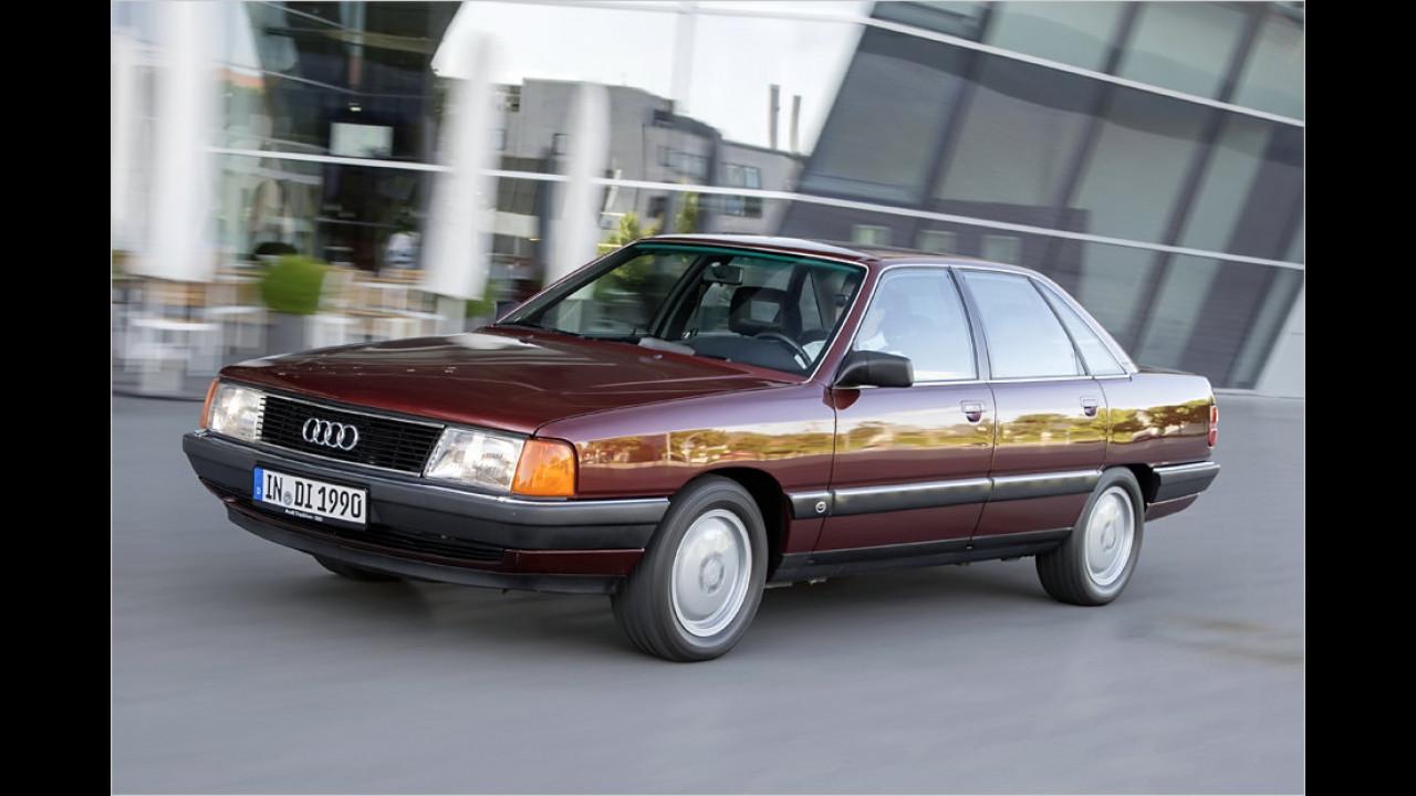 1983: Audi 100