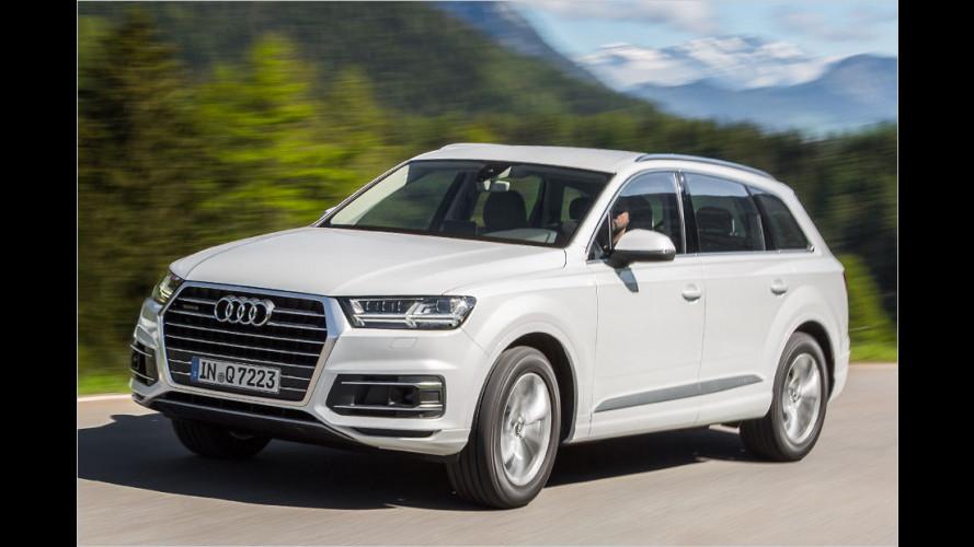 Neuer Audi Q7 (2015) im Test: Die fetten Jahre sind vorbei