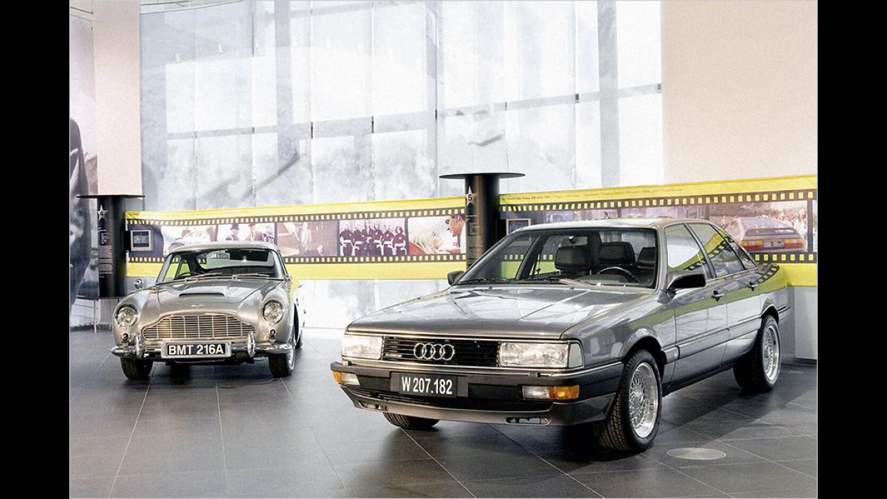 Ein Abt-Audi für 007
