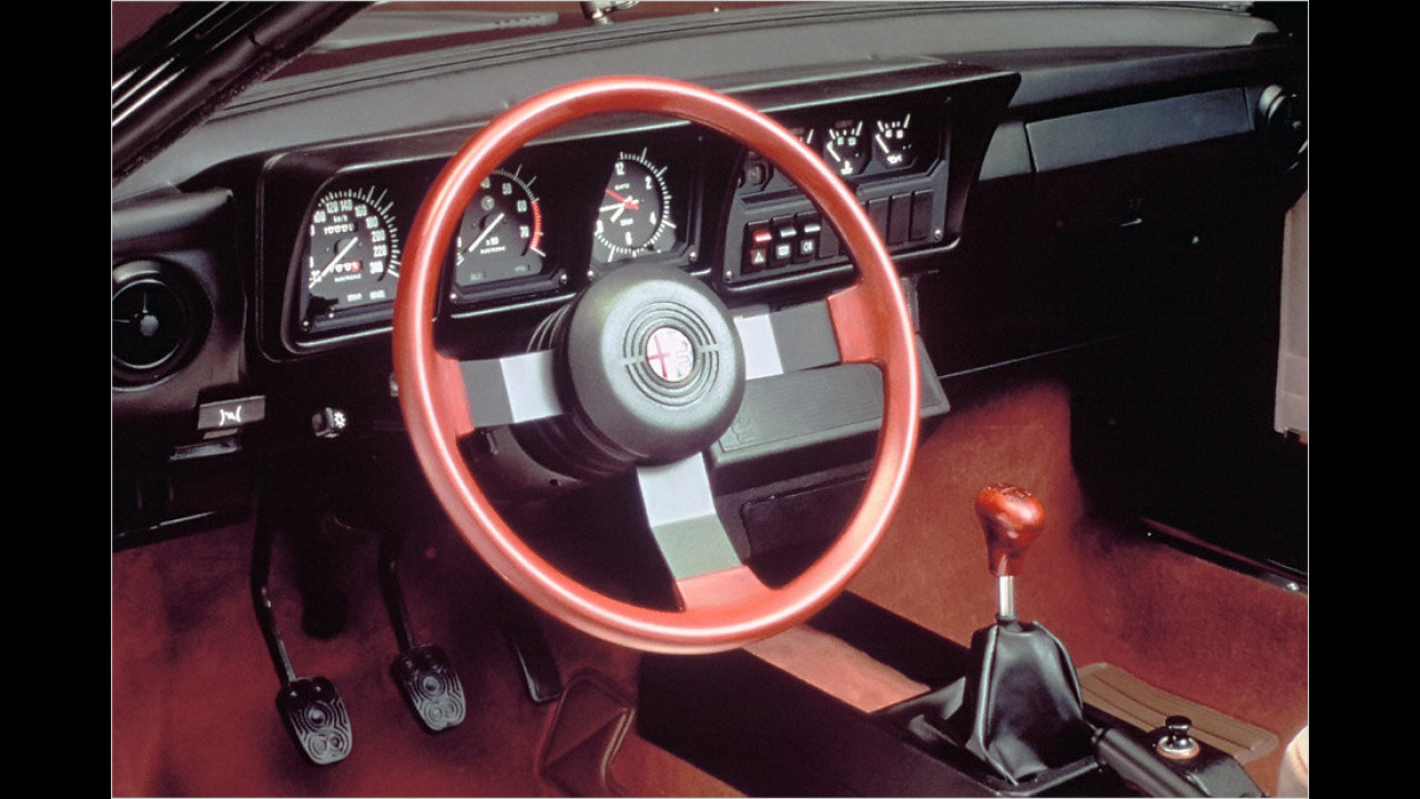 Alfetta GTV 6 2.5i