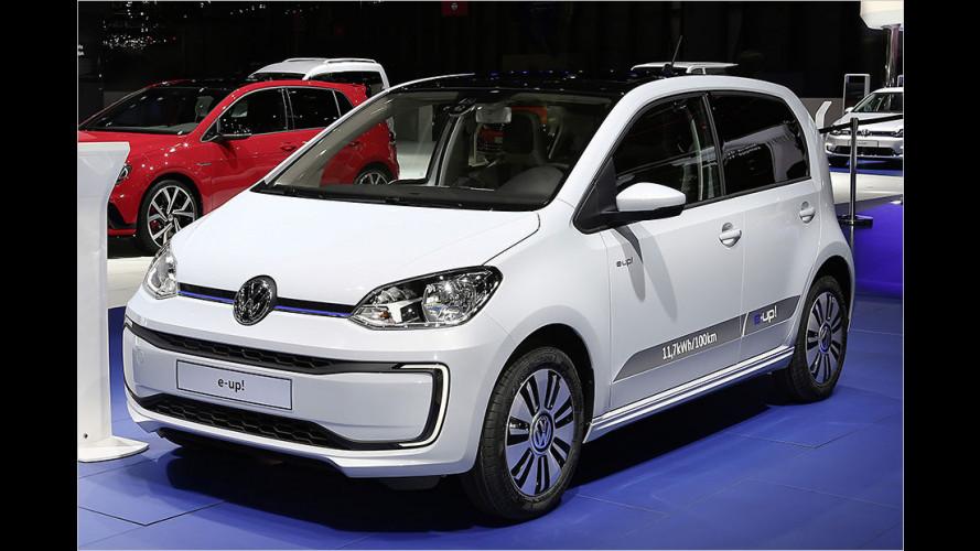 Der geliftete VW e-Up ist da