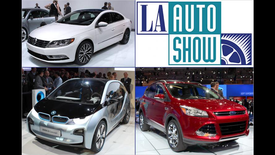 LA Auto Show 2011: Highlights der deutschen Hersteller