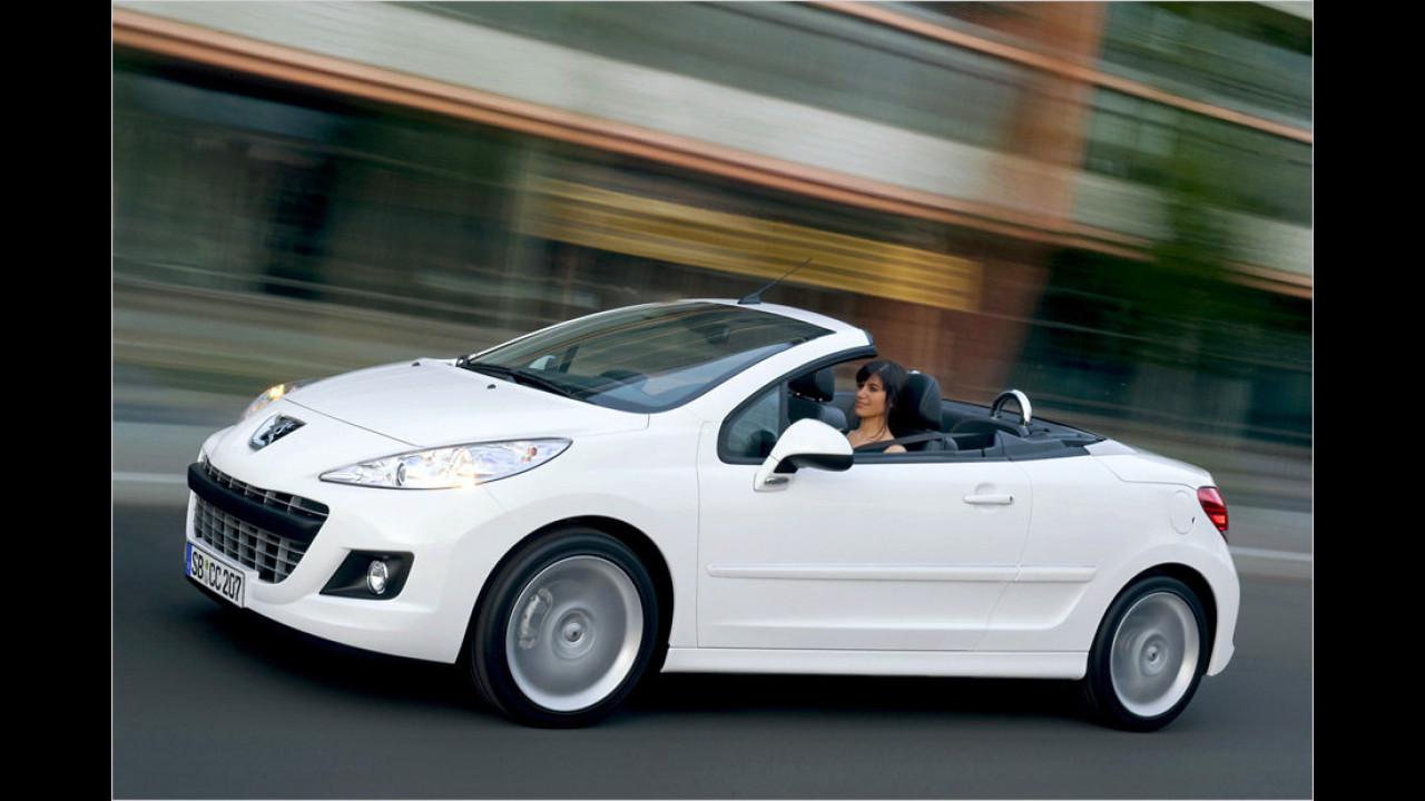 Peugeot 207 CC HDi FAP 110 Premium