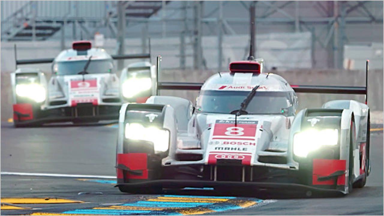 Motorsport am Limit