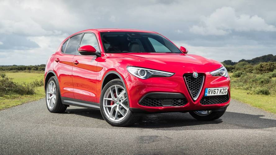 Alfa Romeo teams up with Amazon to deliver Stelvio test drives