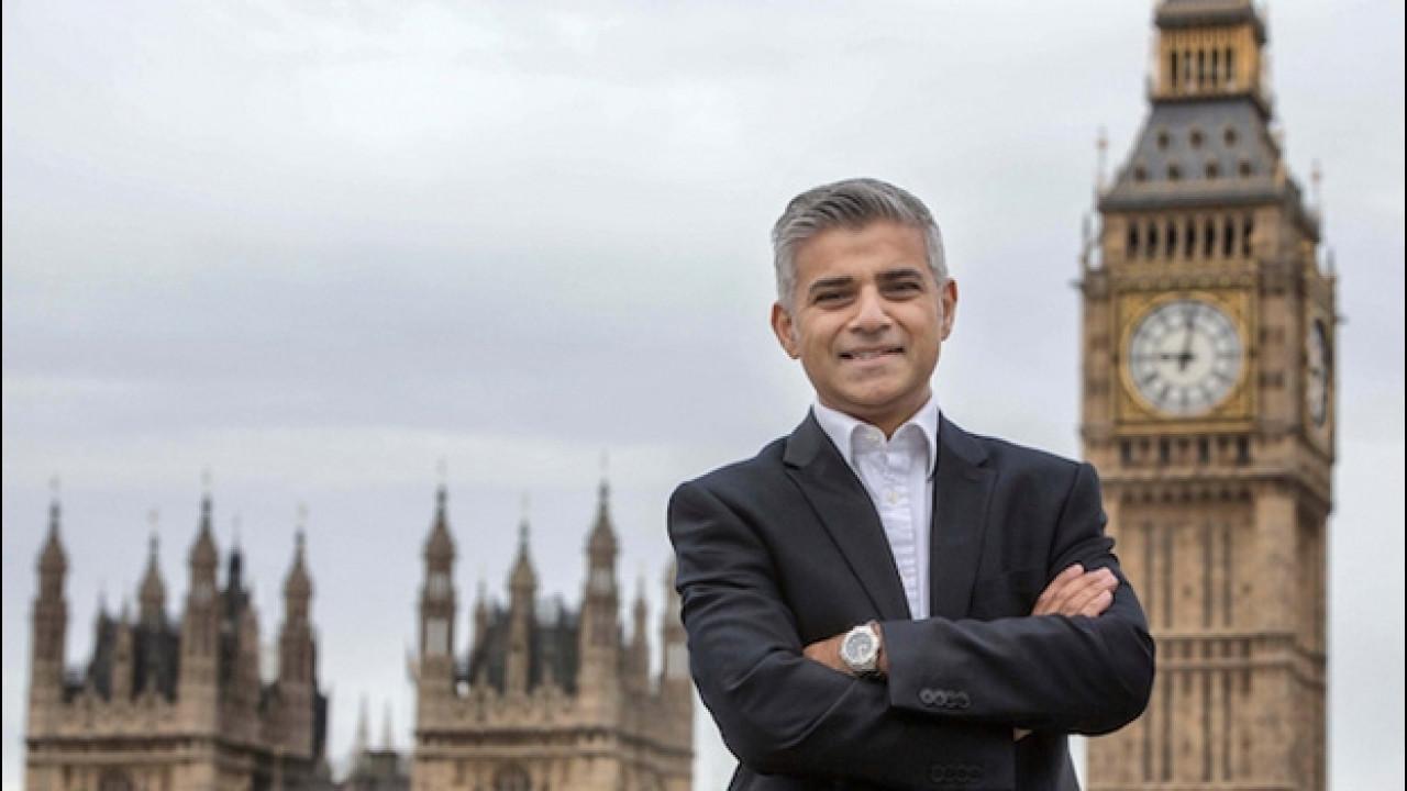 [Copertina] - Londra, il nuovo sindaco a favore dei 30 km/h in città