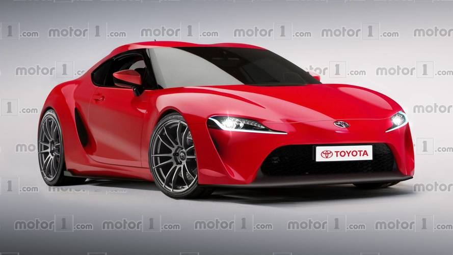 2018 Toyota Supra >> 2018 Toyota Supra Everything We Know