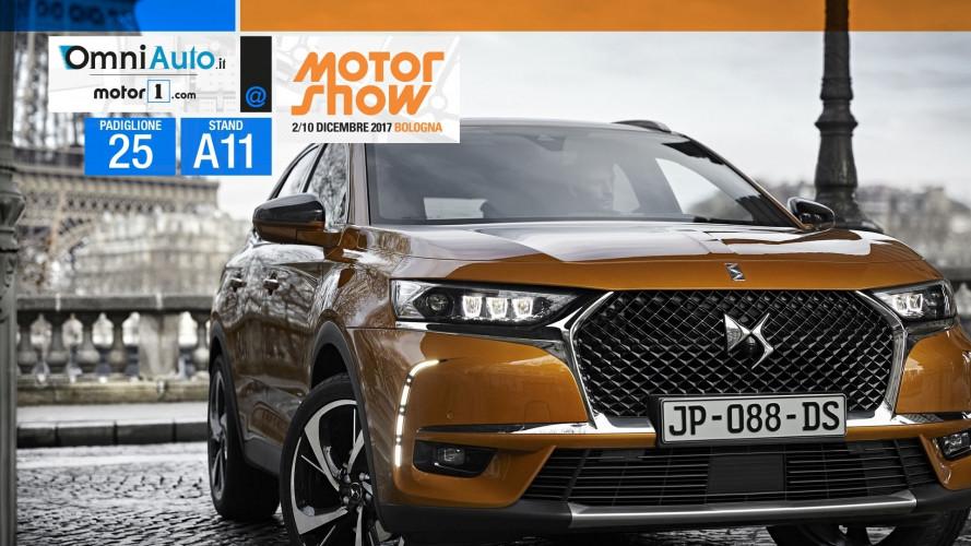 DS, il futuro del brand in scena al Motor Show