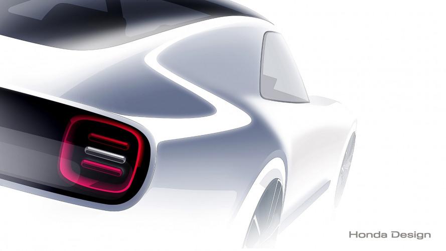 Honda Sport EV Concept, profumo di coupé elettrica