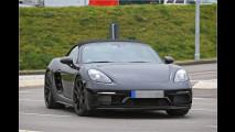 Erwischt: Porsche 718 Spyder